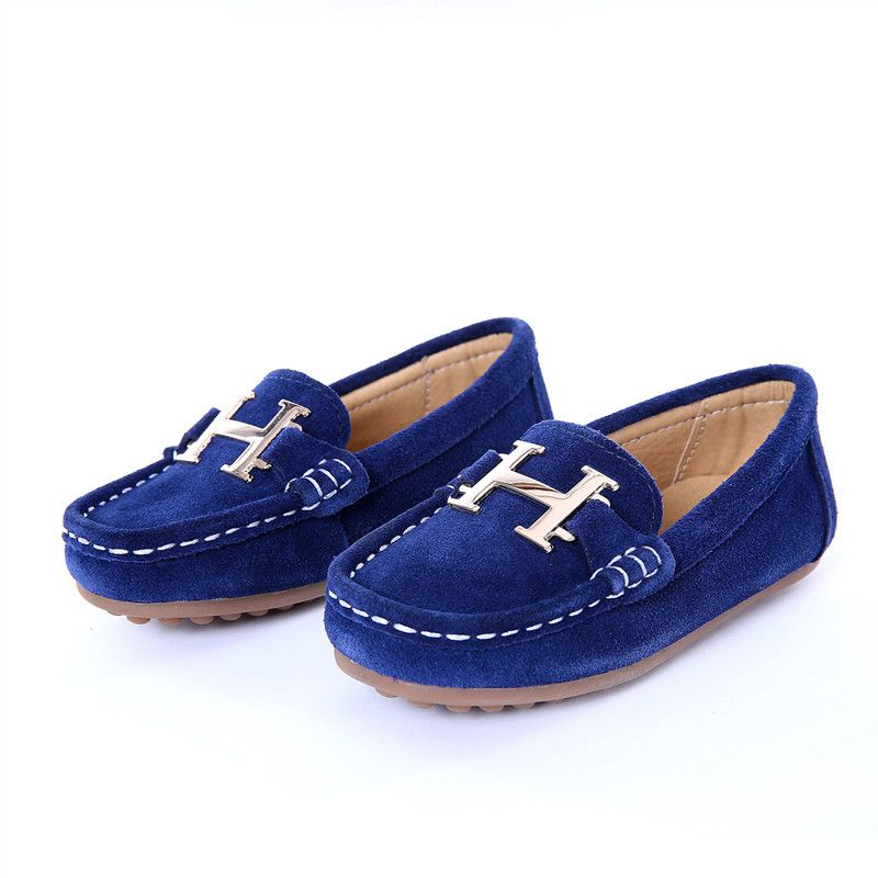 6cc59538b67 genuine leather shoes boys moccasins 2016 spring autumn casual children  shoes comfortable kids shoes boys flats slip on loafers