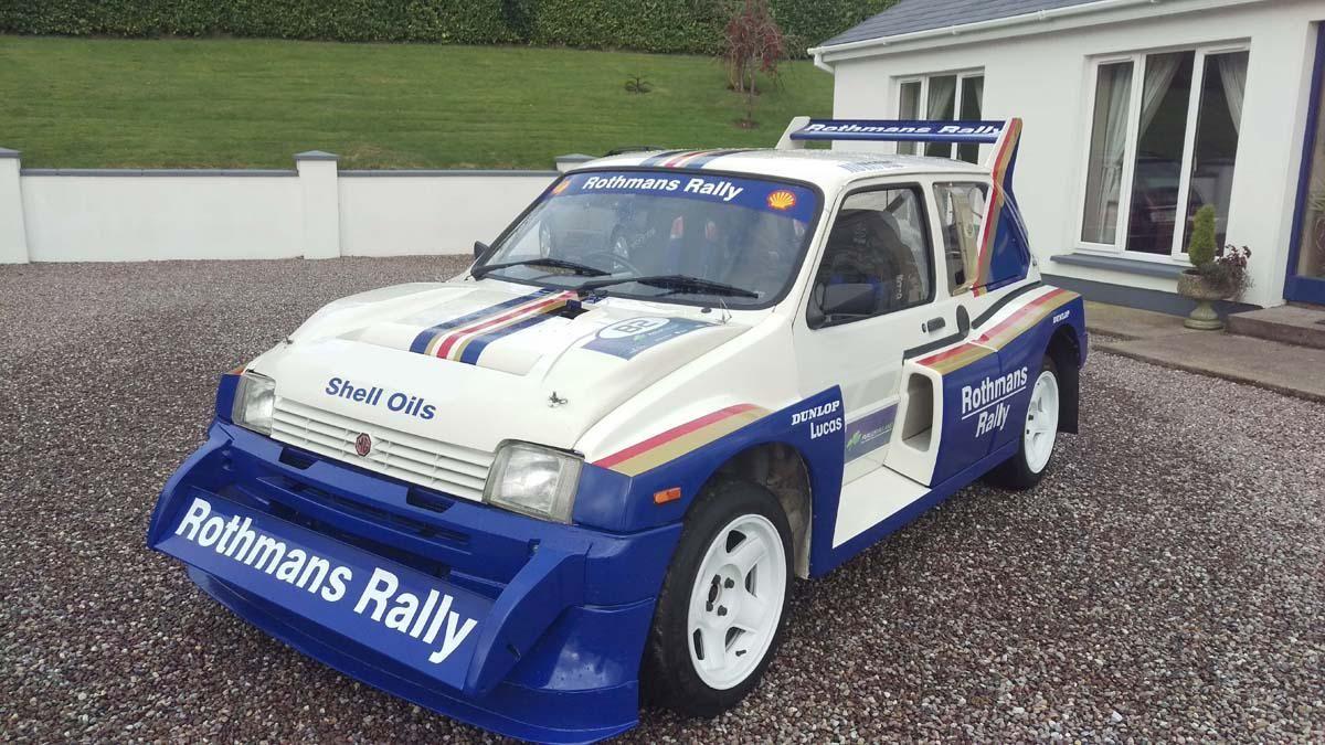 1985 MG Metro 6R4 | Rally Cars | Pinterest | Rally car, Rally and Cars