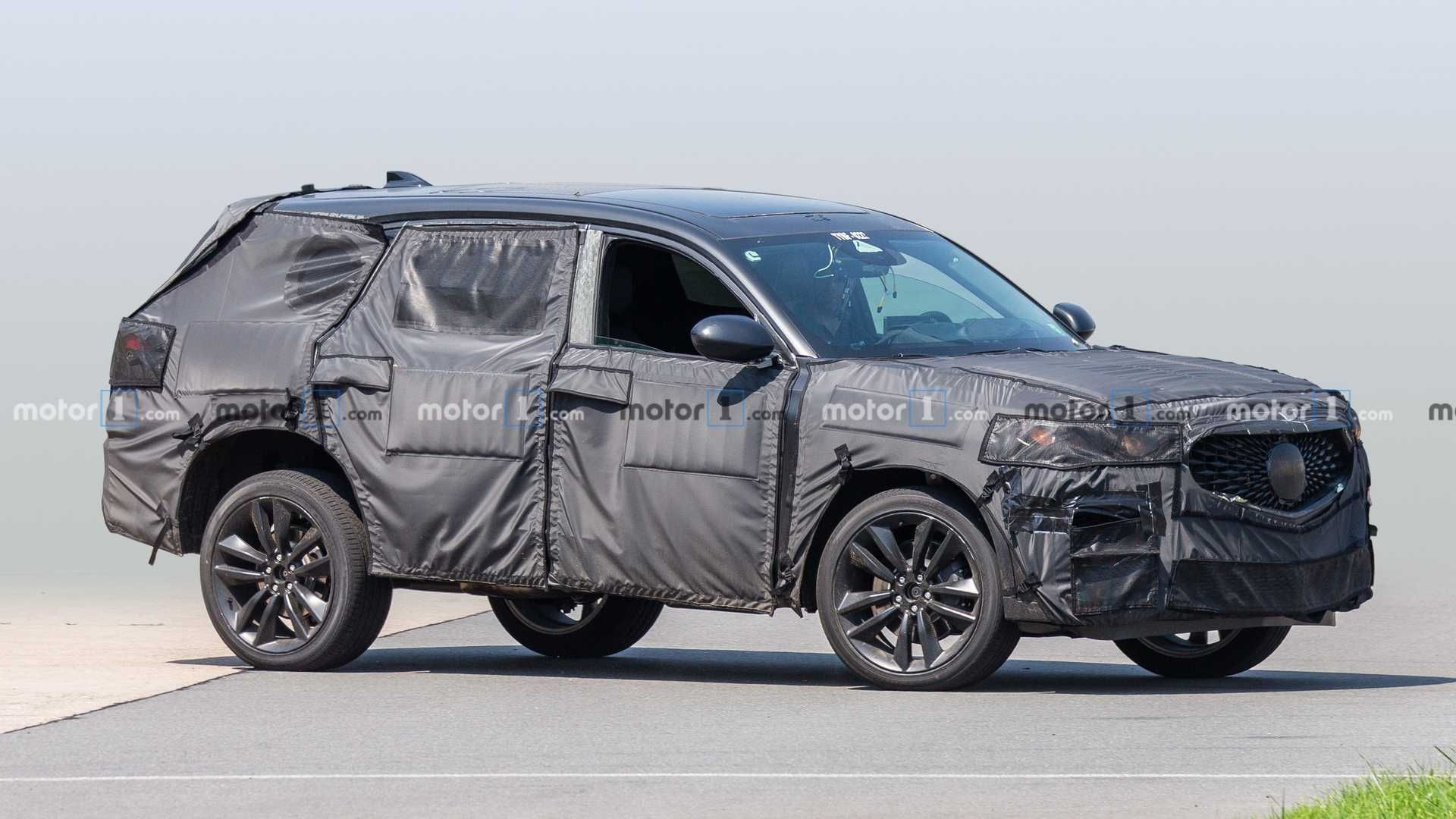 2021 Acura Mdx Sport Hybrid Worth, Design and Evaluate