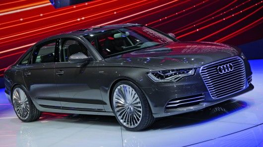 Audi Has Added To Its E Tron Series Of Electric And Hybrid Concept Cars With