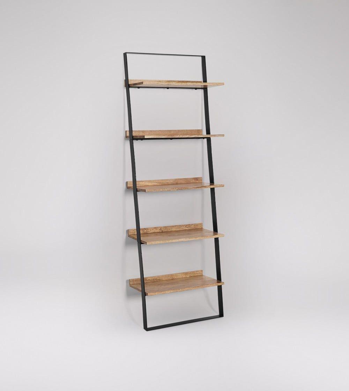 Pangea Timber Shelves Contemporary Furniture Storage