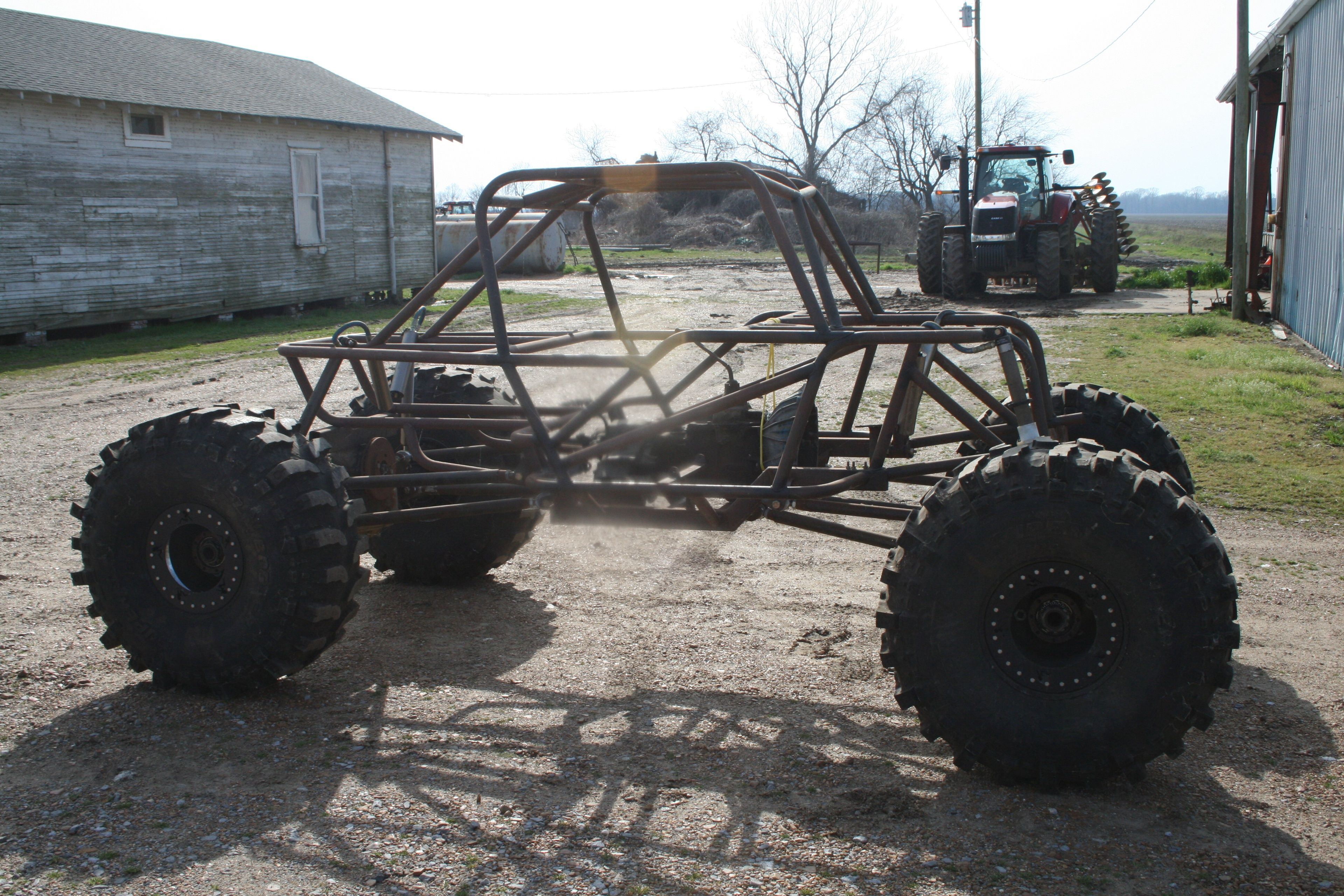 Rock Crawler Chassis : Tube chassis rock crawler offroad pinterest