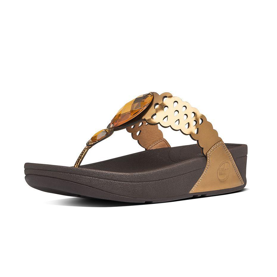Fitflop bijoo superbronze summer sandals ss15 http