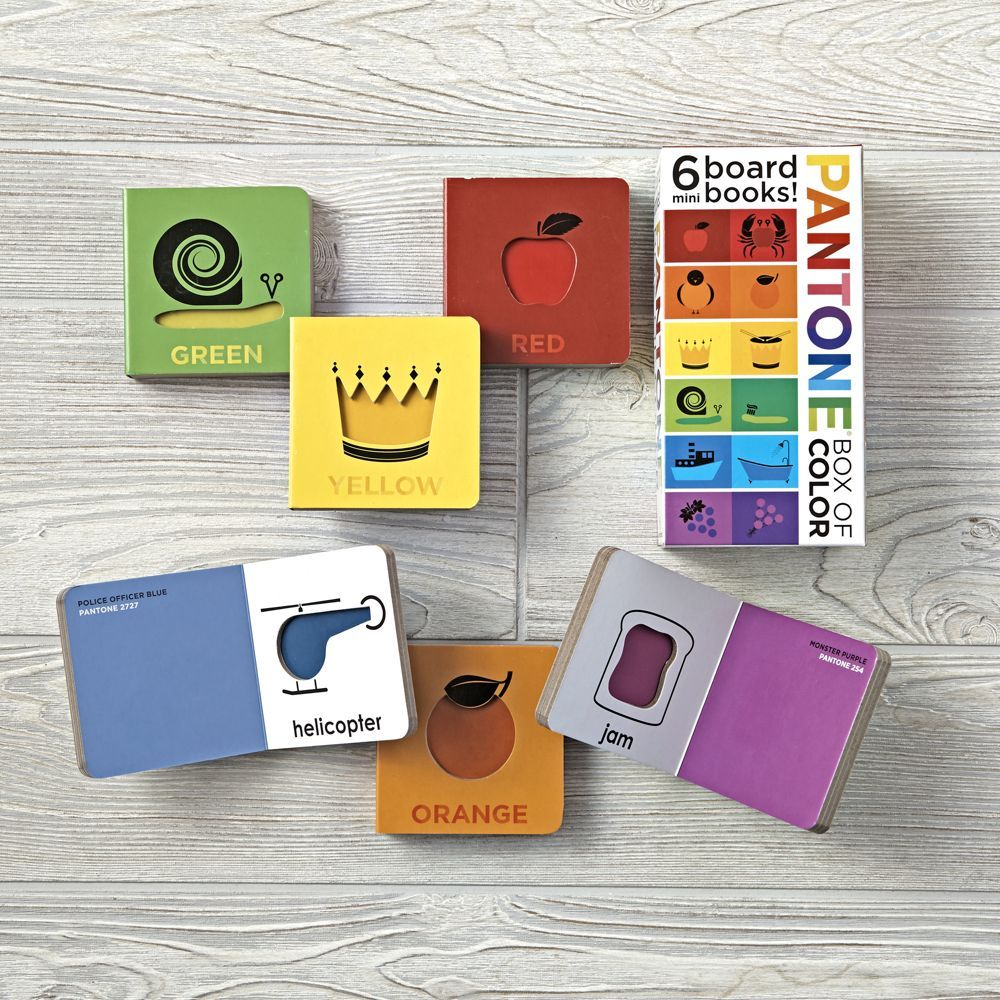 Pantone: Box of Color | Pantone and Products