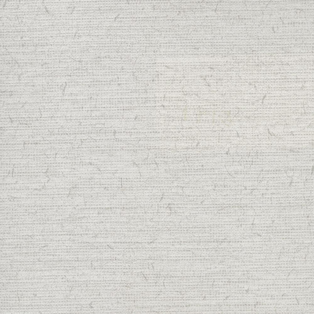 Warner 8 in. x 10 in. Bravos Light Grey Faux Grasscloth