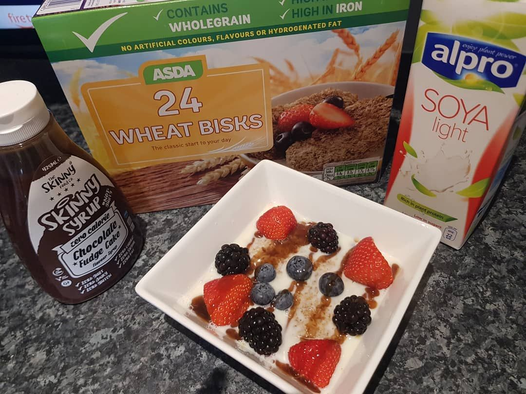 Breakfast Time 2 Wheat Bisks From At Asda 134kcal With