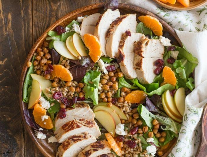 Salade composée originale pour buffet froid # ...