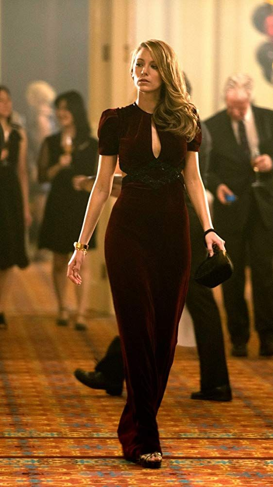 Blake Lively in The Age of Adaline (2015) #blakelively
