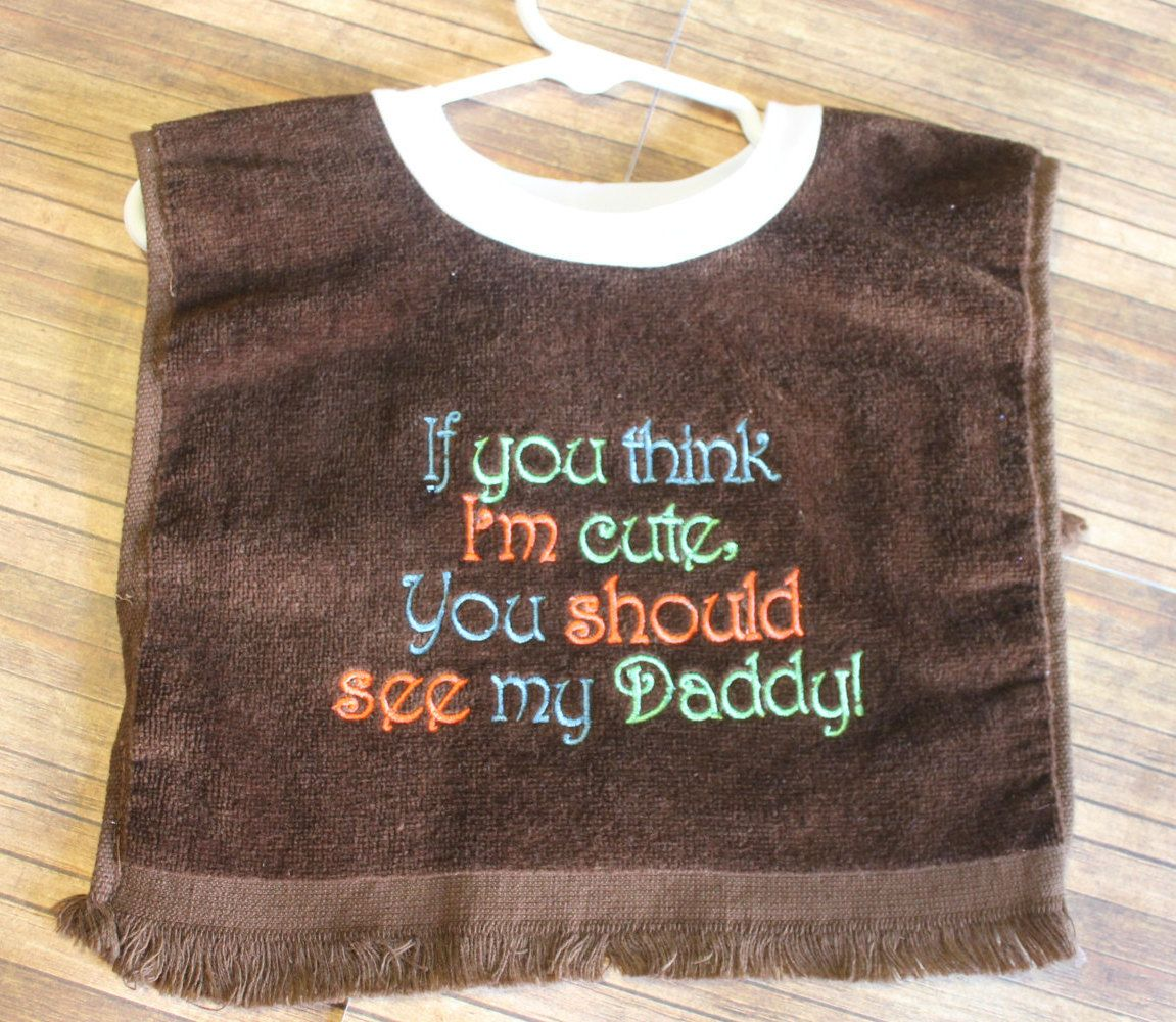 Embroidered Baby Bib c093943355