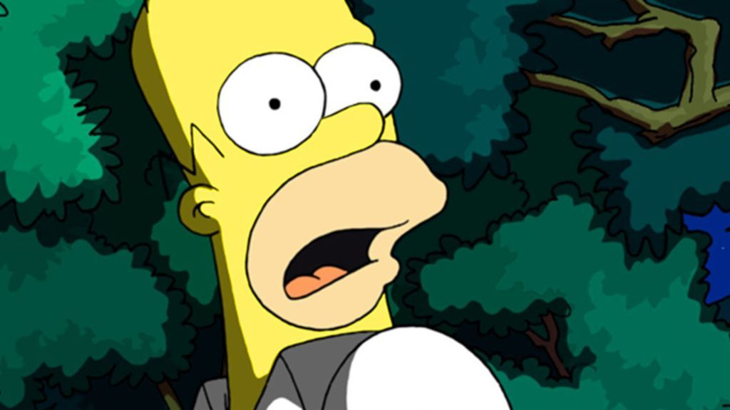 Homer Simpson\'s scary maths problems | Secondary schools, Math and ...
