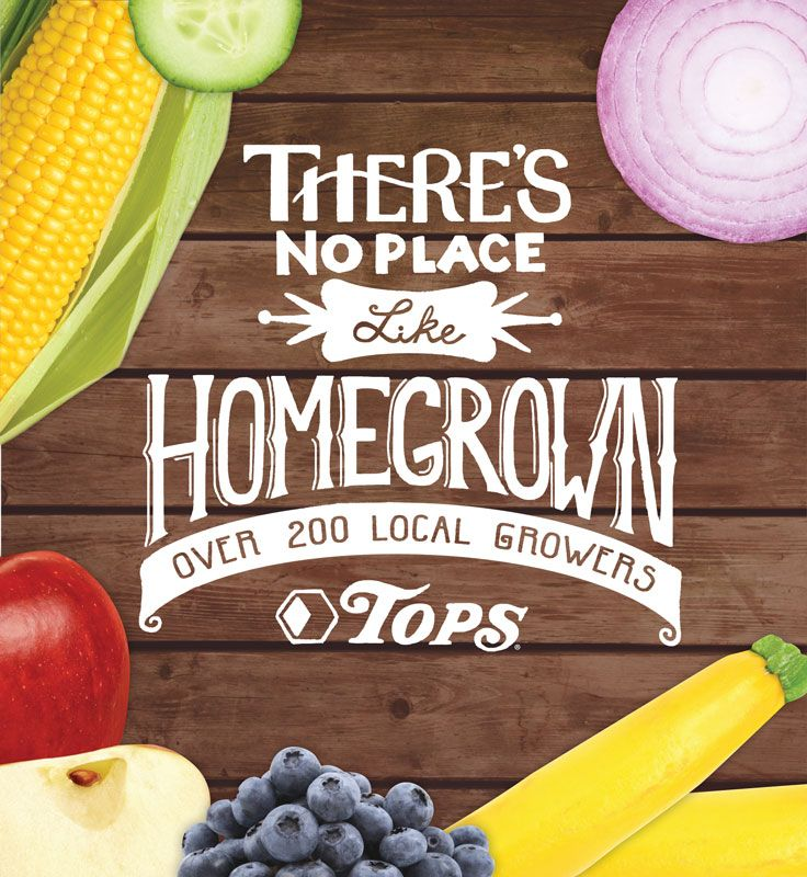 Over 200 local growers!