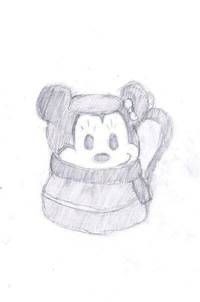 Minnie!!! So cute