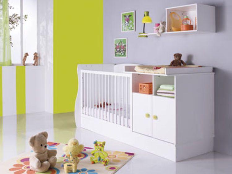 Chambre de bébé une chambre de bébé évolutive avec conforama une belle chambre de