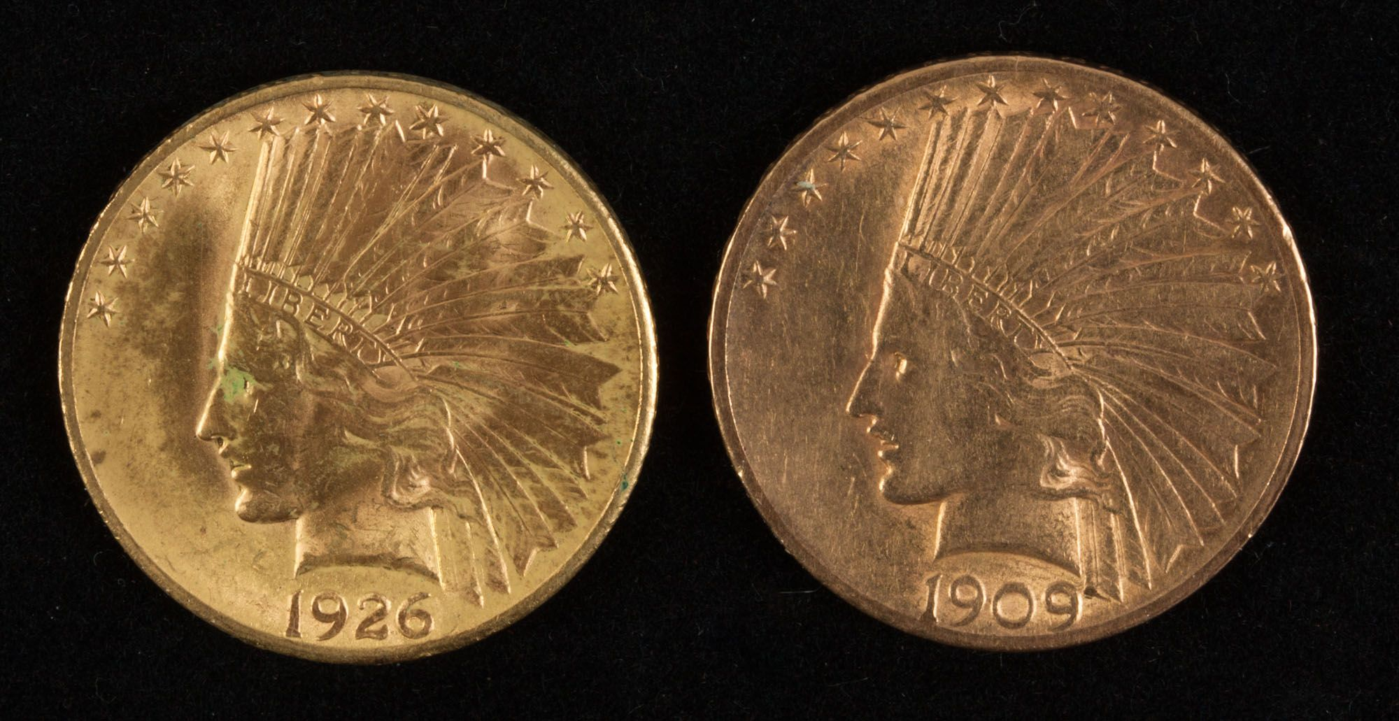1906 1926 10 Dollar Indian Head Gold Coins Bullion Bullioncoins Coins Coincollecting Preciousmetals Bullioncoin Collect In 2020 Gold Coins Coins Greek Coins