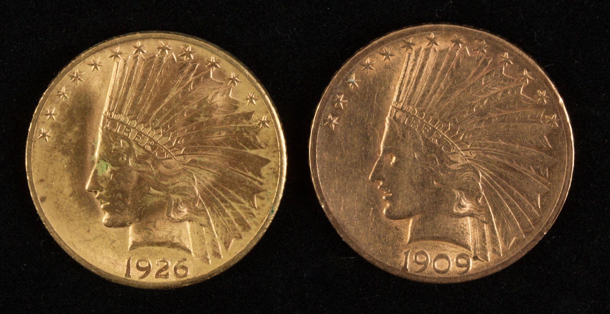 1906 1926 10 Dollar Indian Head Gold Coins Bullion Bullioncoins Coins Coincollecting Preciousmetals Bullioncoin Collect In 2020 Gold Coins Coins Greek Coins