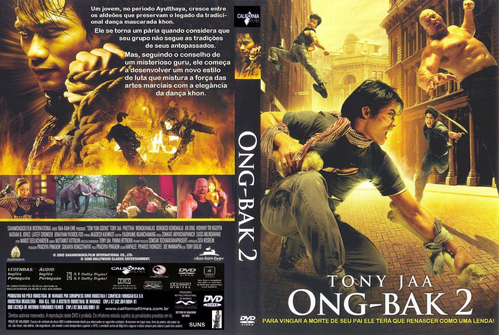 Ong Bak 2 Comeco 2008 Dvdp Filmes Colecao Filmes E