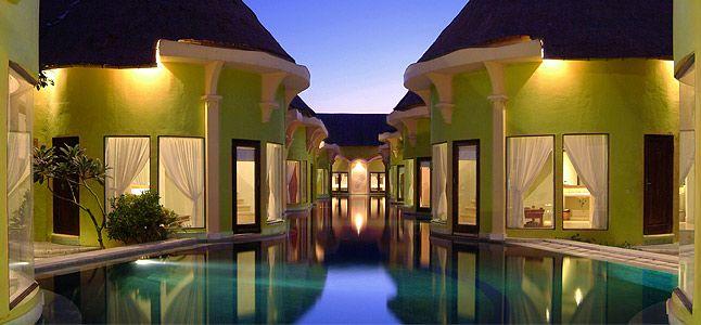 Lagoon Villa One Bedroom Villa Seminyak Estate Spa In Bali And Super Cheap Except In The Lagoon Villa You Share The Water Villa Bali Water Bungalow