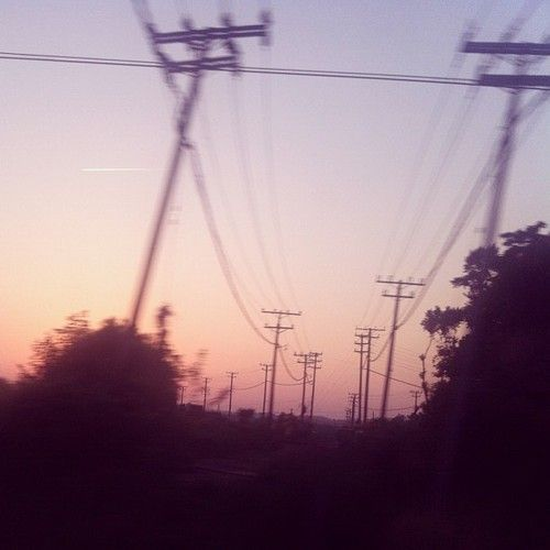 A dreamy shot from inside our Amtrak Train 188, from Washington DC to Penn Station in NYC, by Landon Nordeman. Thanks for sharing this photo on your Tumblr!