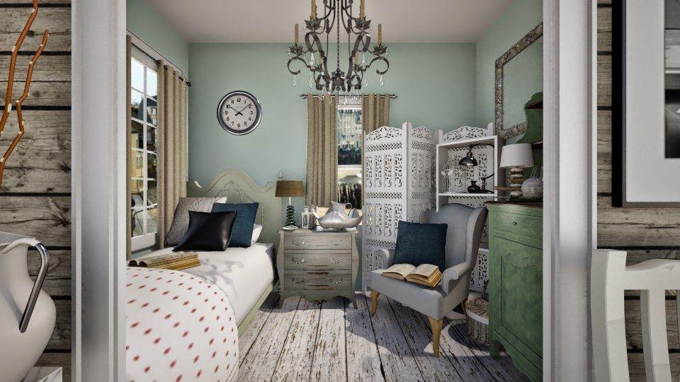 Decó Ideas by Gabriela Lezcano: CON AIRES DE CAMBIO- Cómo transformar un cuarto, con bajo presupuesto, según distintos estilos.