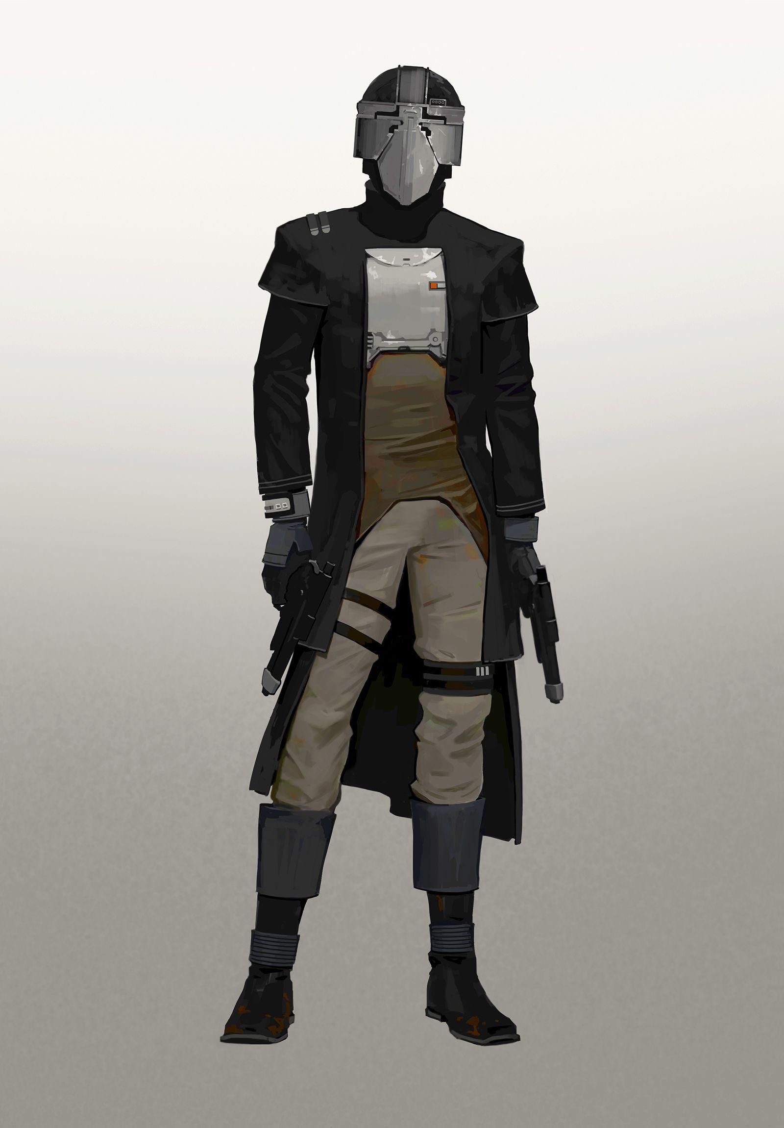 Star Wars - Smuggler #GameplayStars   Star wars outfits