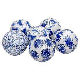 Nina Porcelain Balls