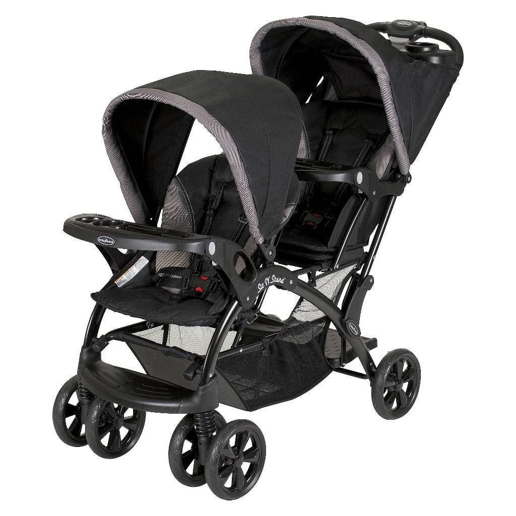 Baby trend sit n stand double stroller baby trend baby