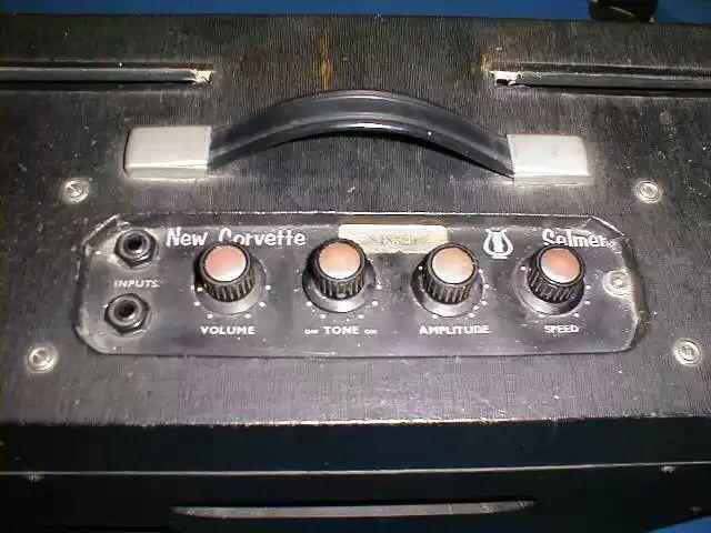 Selmer Corvette amp
