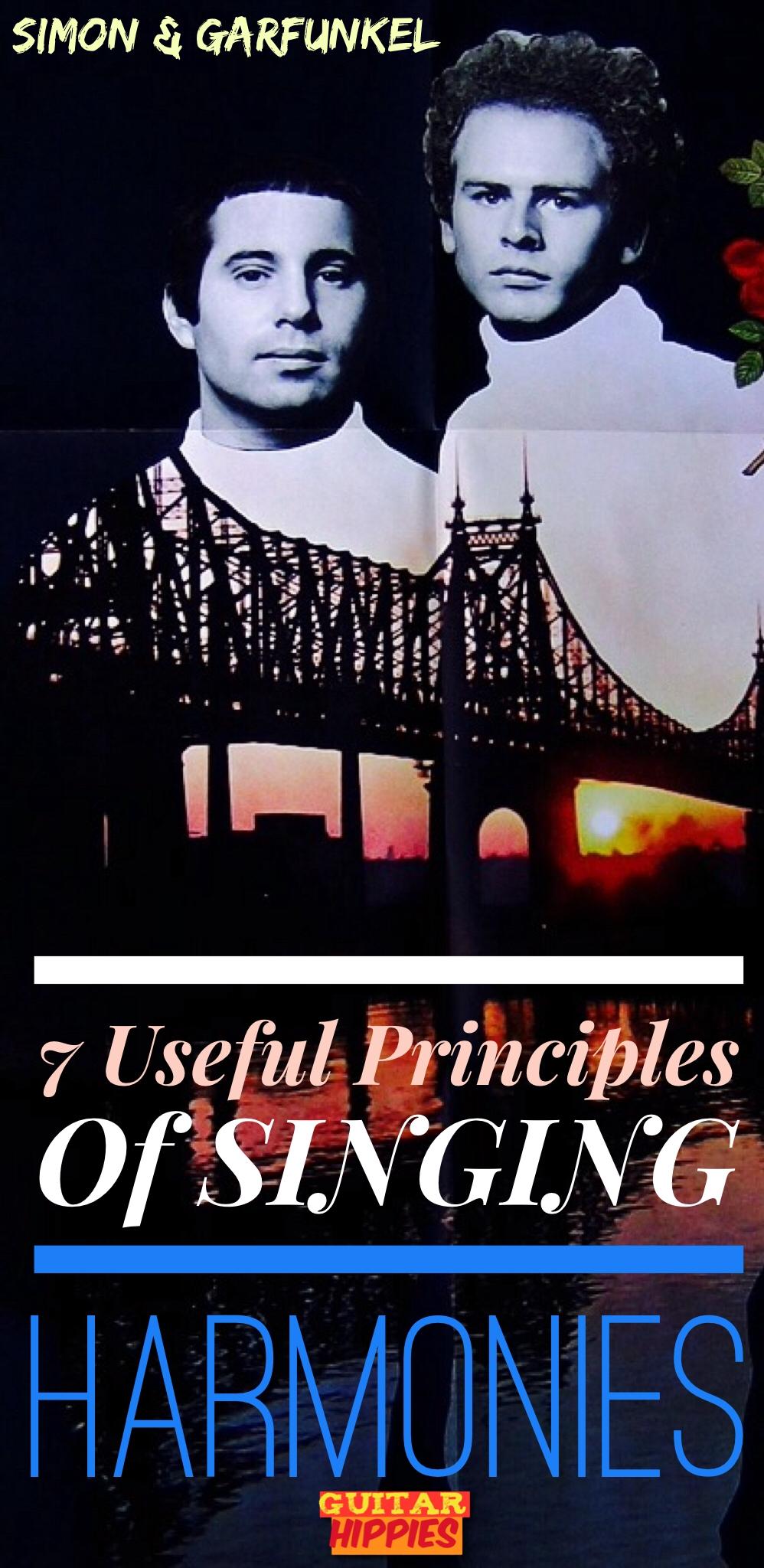 7 Useful Principles of Singing Harmony | TOP Musicians' Stuff