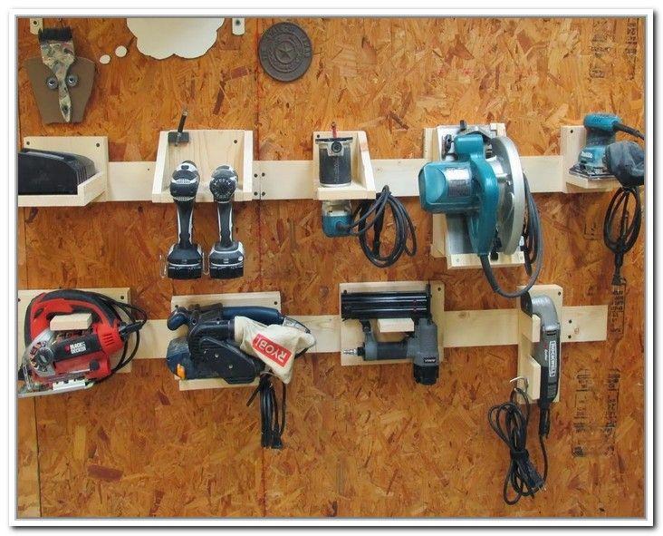 Tool Storage Cabinet Diy Garage In 2018 Pinterest Tool Storage