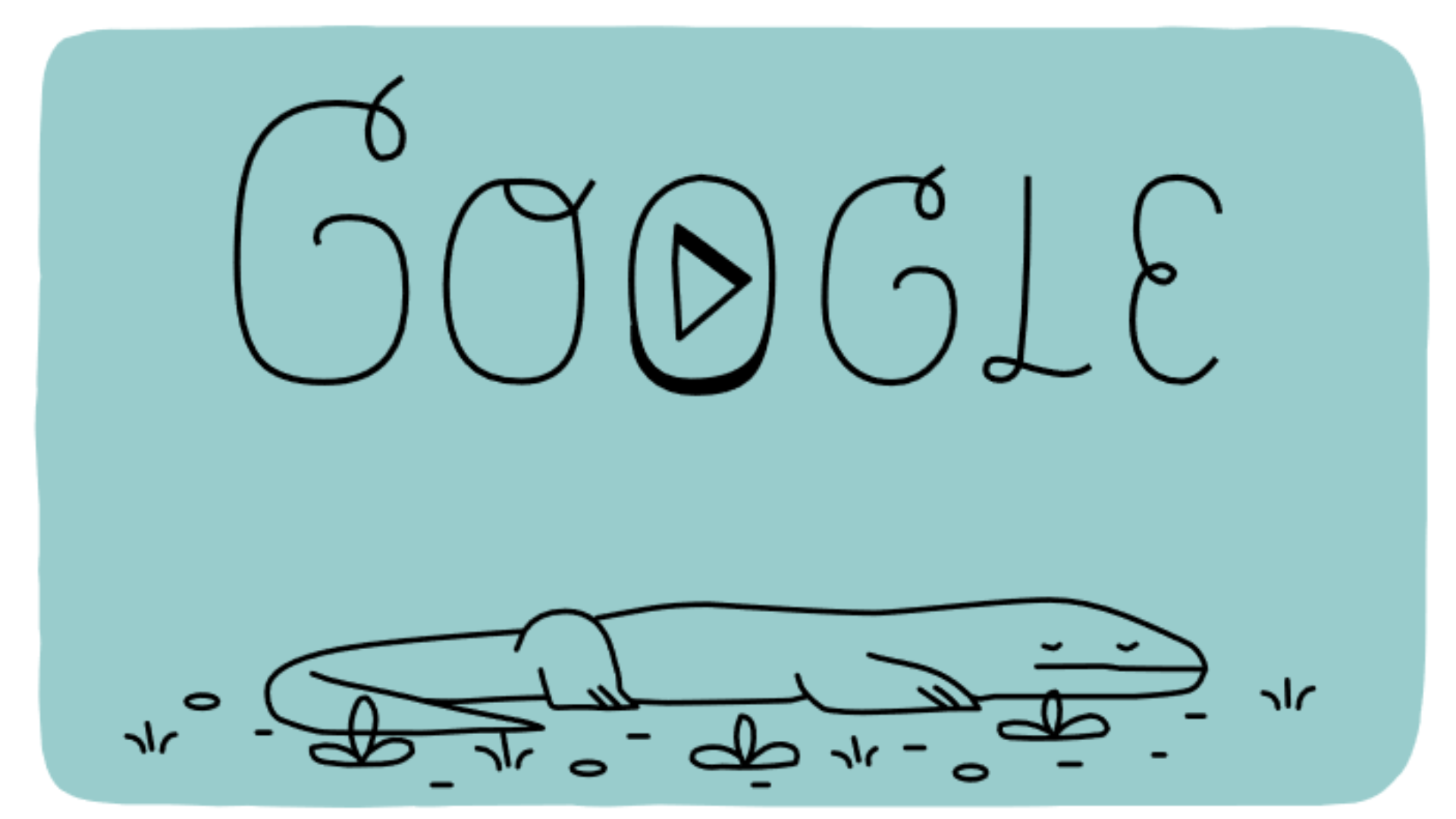 Where is Komodo National Park? Google doodle marks the