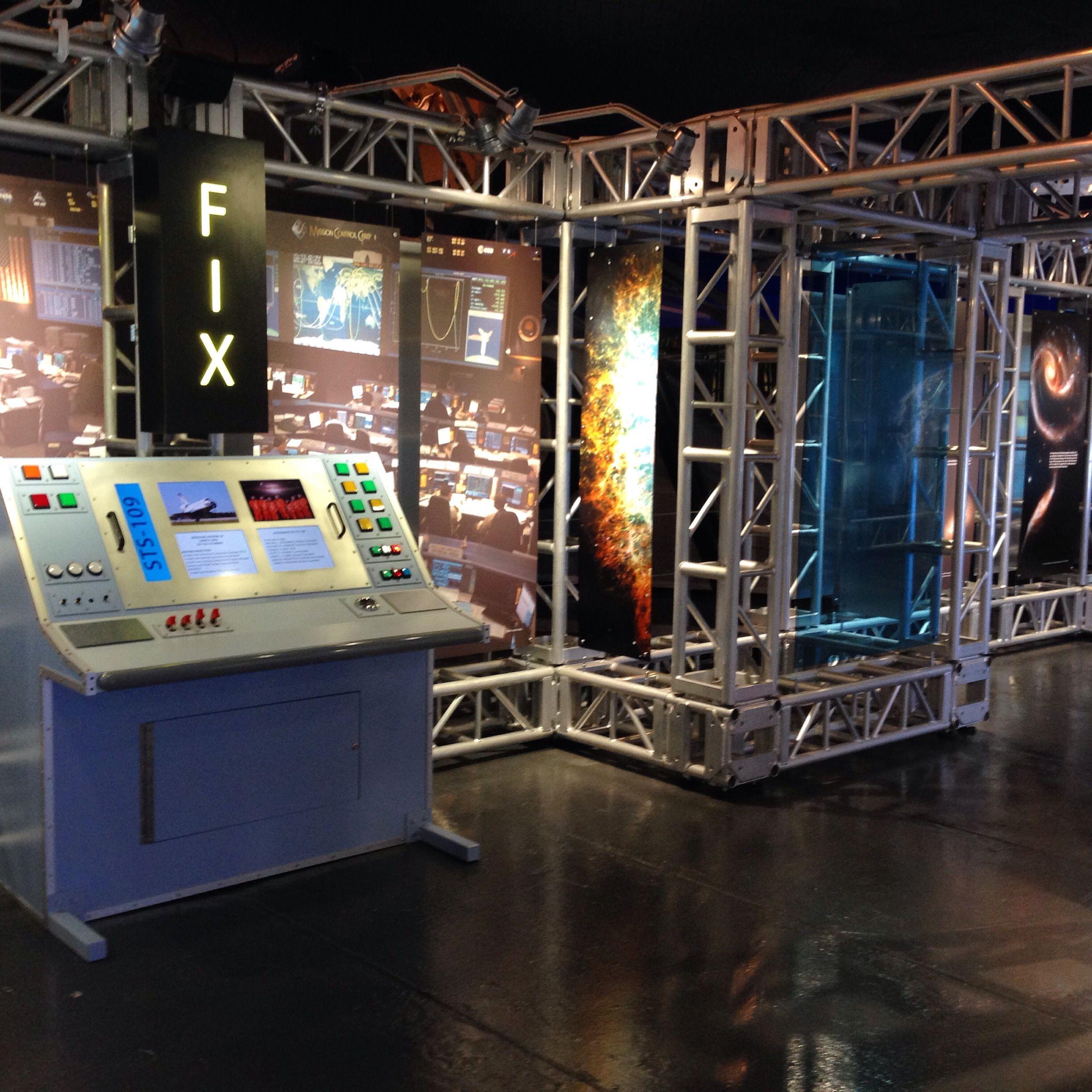 The Intrepid Sea, Air & Space Museum Priscilla De Leon