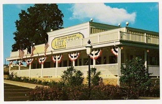 Where Ice Cream Sundaes Were Had And Real Cherry Cokes Too The