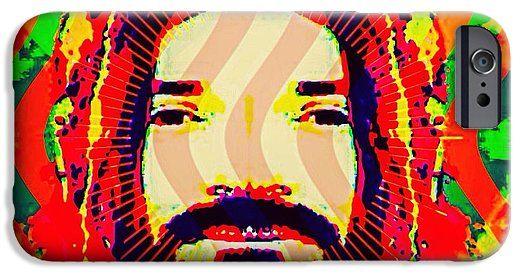 Spirit IPhone 6s Case featuring the digital art His Spirit by Caroline Gilmore