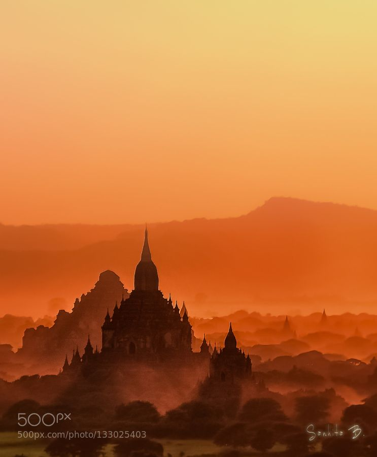 Sulamani PagodaBaganMyanmar... - Pinned by Mak Khalaf Please click on the image for a better view... Travel AsiaBaganMyanmarOldOld baganPagodaSunsetTempleTravelancientcitygolden hoursilhouettessky by SanhitaB