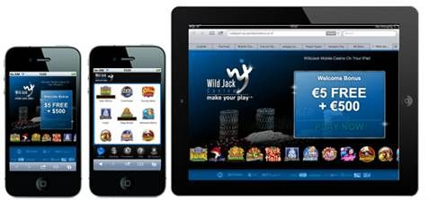 Wildjack Mobile Casino