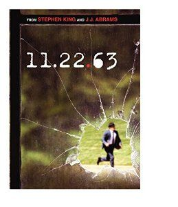 11.22.63 starrring James Franco, Sarah Gadon ... [Read the book, then watch the series. Or, Watch the series, then read the book to find out what was left out!]