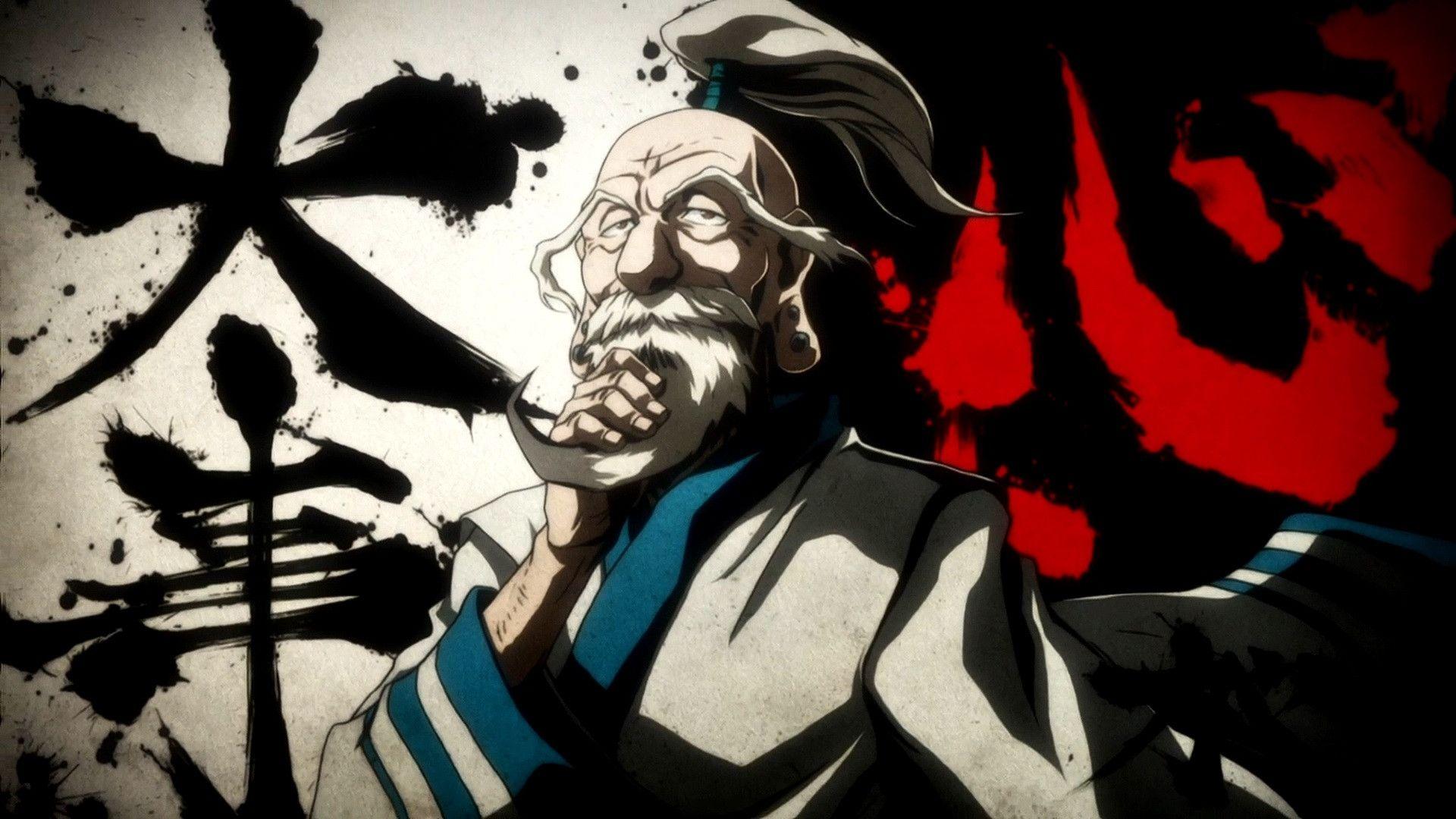 Hunter X Hunter Netero Wallpaper Imagem De Anime Anime Personagens De Anime
