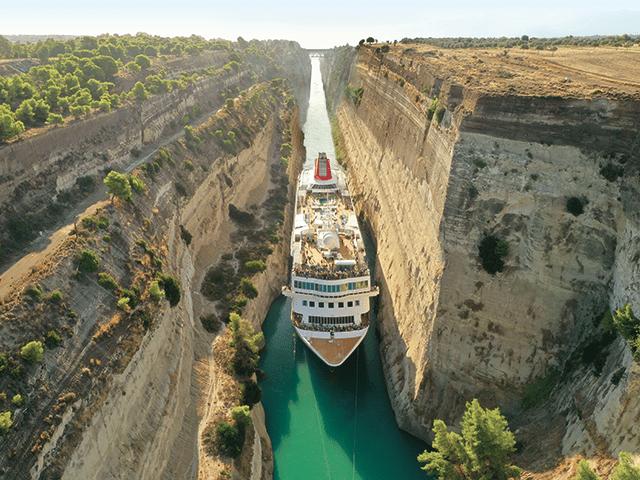 Corinth Google Search Corinth Canal Cruise Ship Corinth