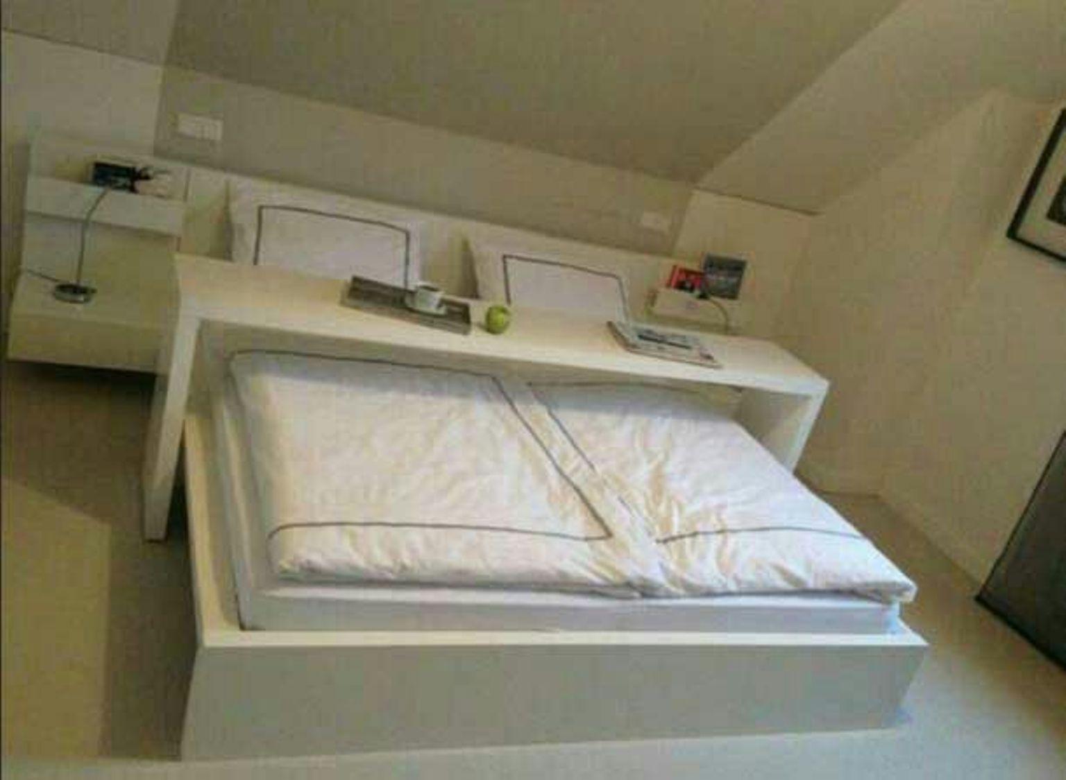 Malm Betttisch Betttisch Bett Tisch Ikea Ikea Bett