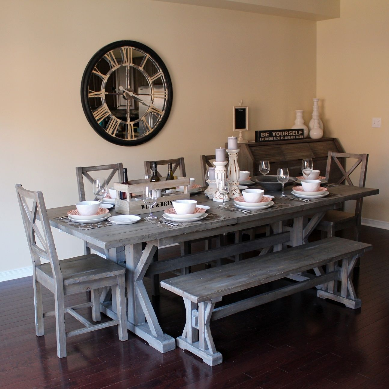 Side Table Urban Barn