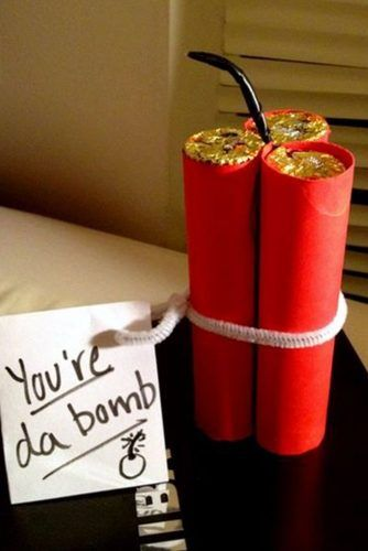45 Valentines Day Gifts For Him That Will Show How Much You Care Crafts With Grammy Me Pinterest Valentine And