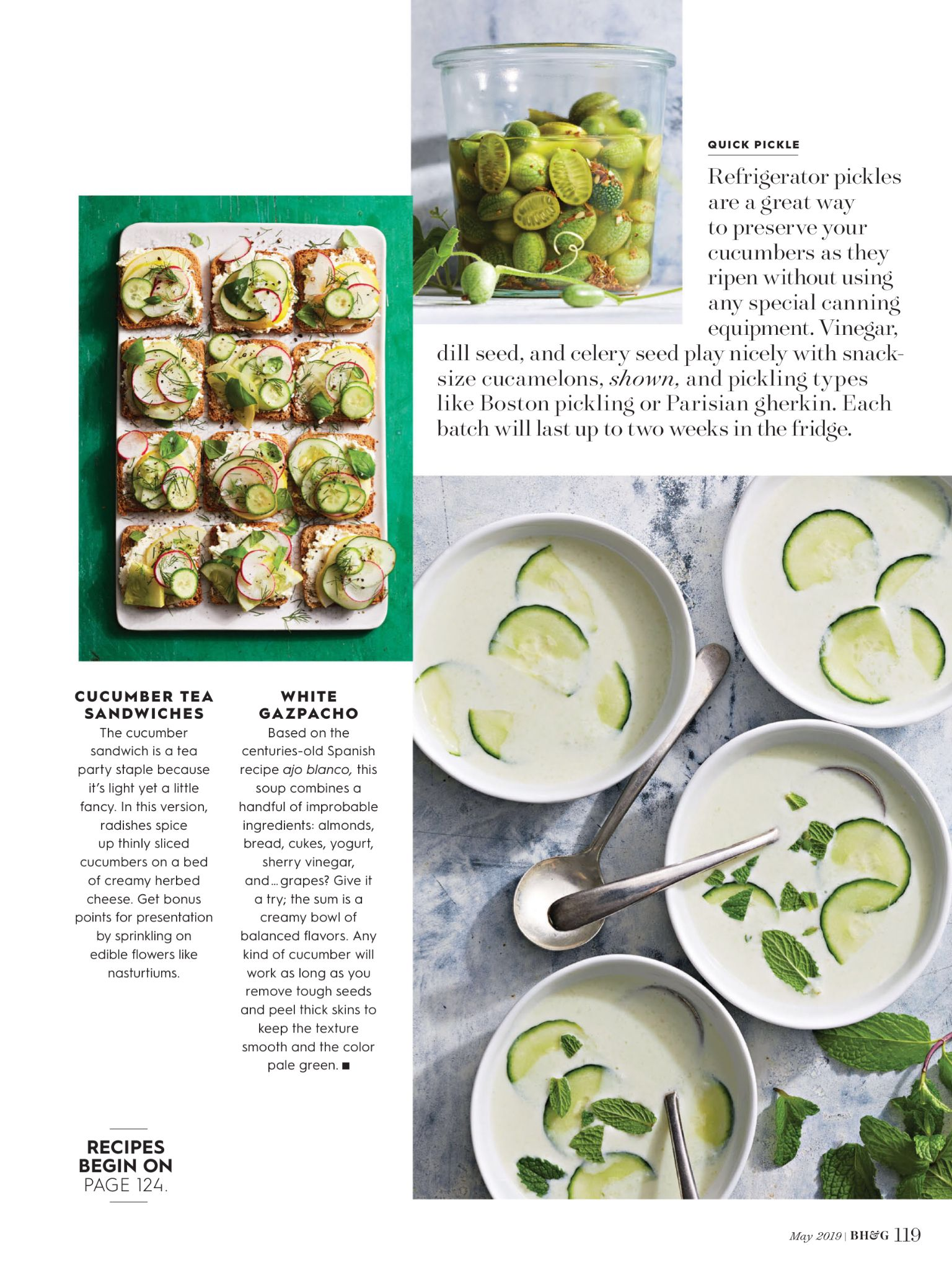 Better Homes And Gardens Summer Recipes