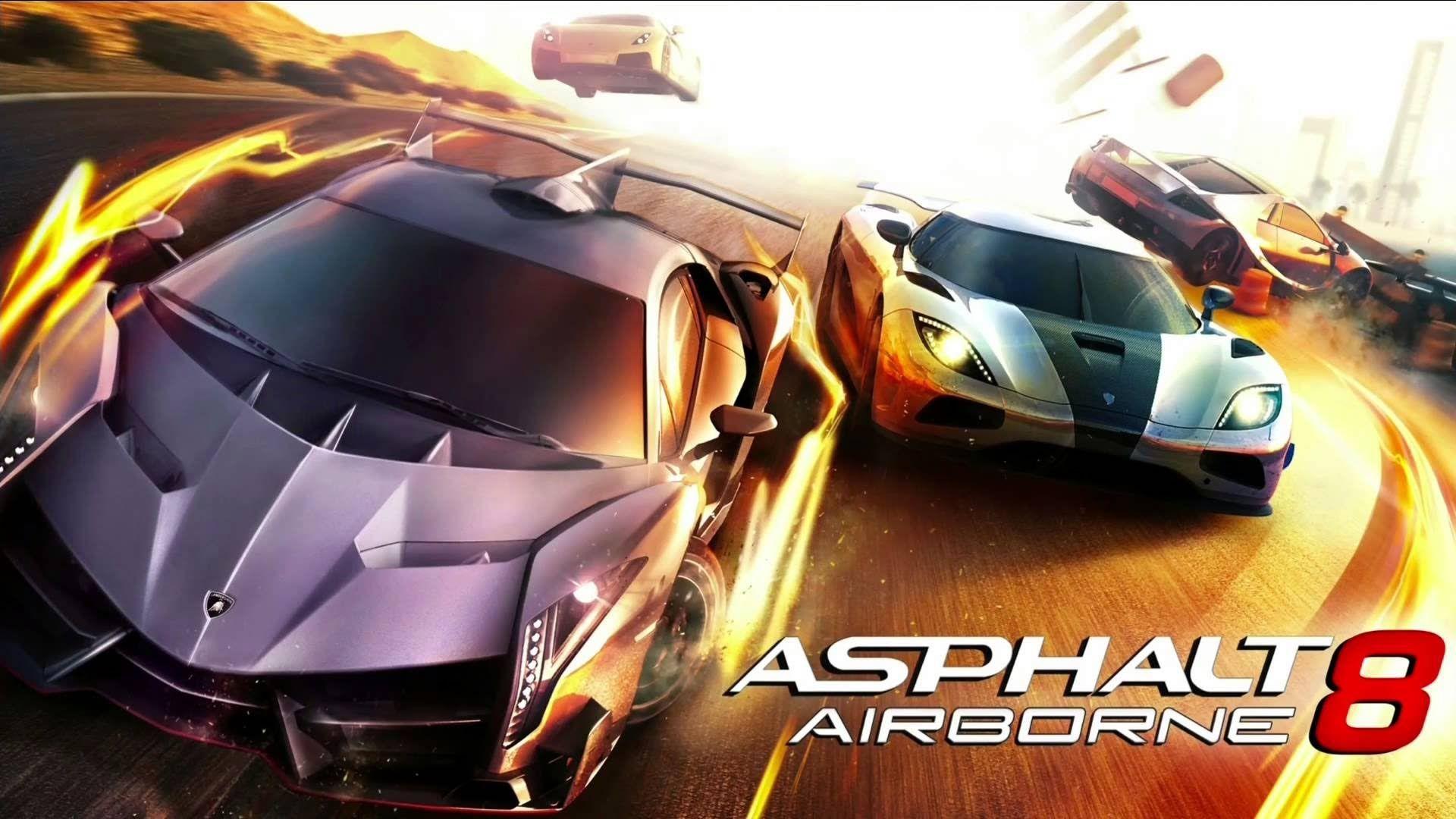 Asphalt 8 airborne soundtrack bass monsta holdin on skrillex ne