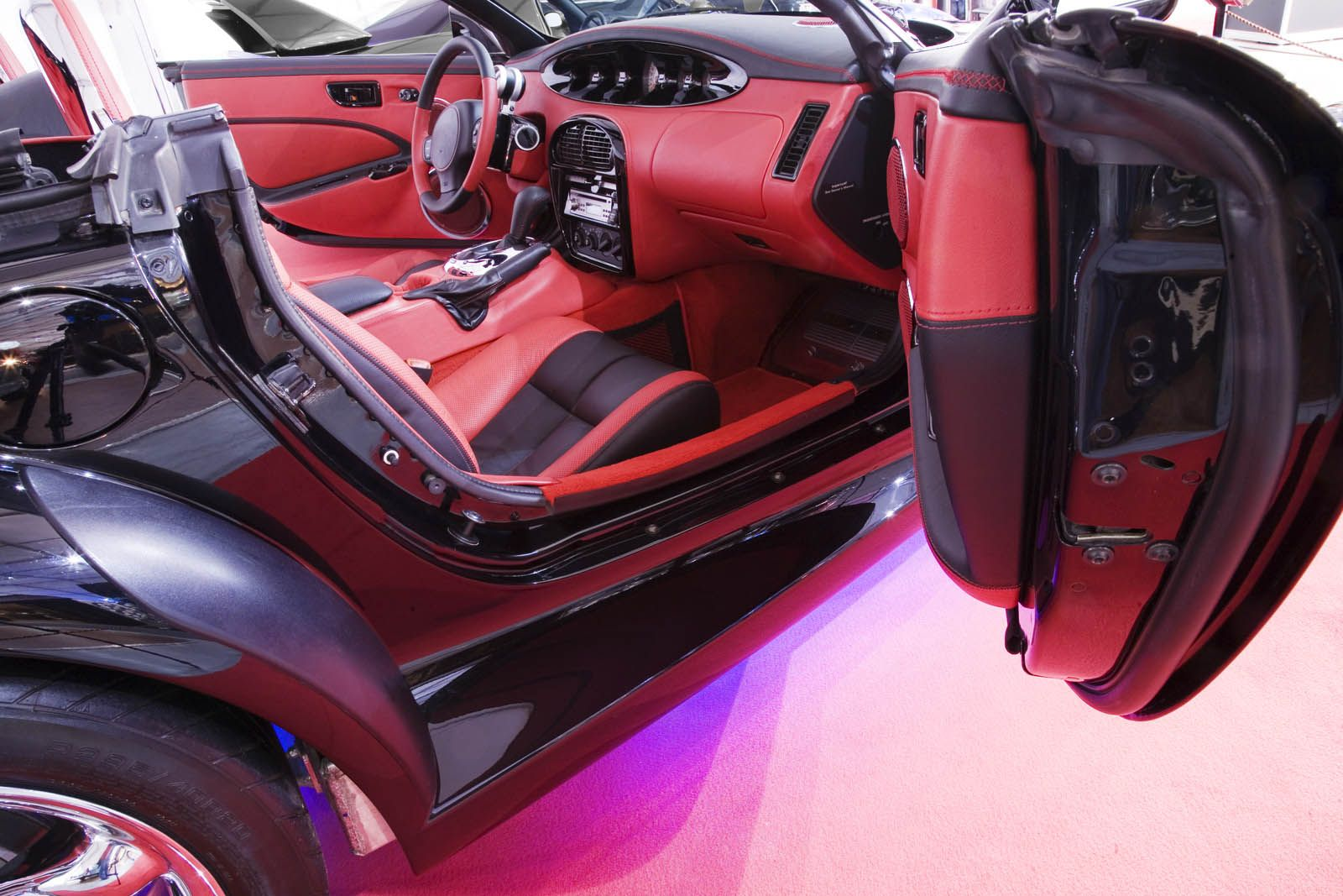 Options For The Trendiest Or Most Traditional Auto Interiors Car