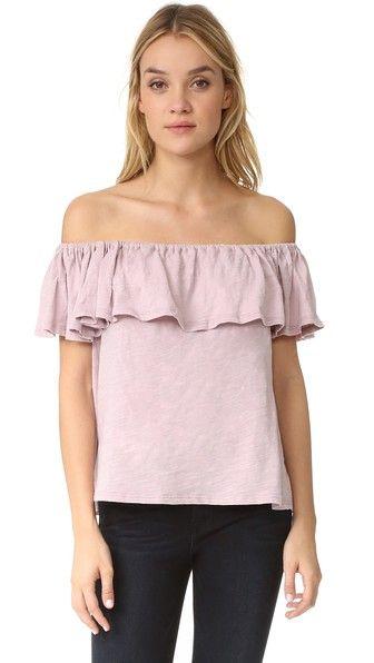 17c589df9ada26 REBECCA MINKOFF Diosa Top.  rebeccaminkoff  cloth  dress  top  shirt   sweater  skirt  beachwear  activewear