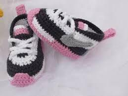 tenis nike tejidos para bebe