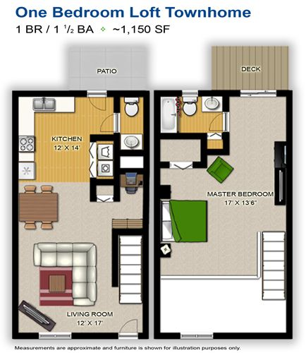 Lakeside Apartment Townhomes College Park GA Apartments For Rent