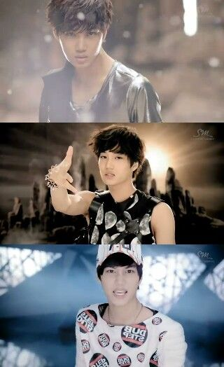 The first exo mv I've ever watched, and started to love Kai immediately