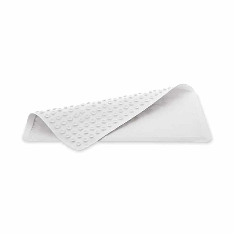 Rubbermaid Commercial SaftiGrip Bath Mat,Suction-backed to stay firmly in place