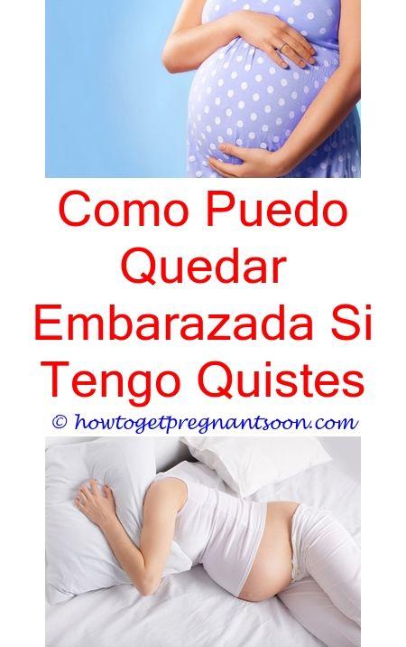 si tengo quistes en el utero puedo quedar embarazada